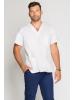 Bluza medyczna męska biała-292