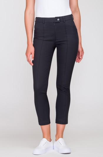 Spodnie kosmetyczne Cygaretki czarne